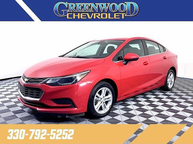 2017 Chevrolet Cruze LT for sale in Youngstown, OH