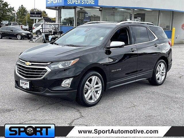 2018 Chevrolet Equinox Premier for sale in Silver Spring, MD