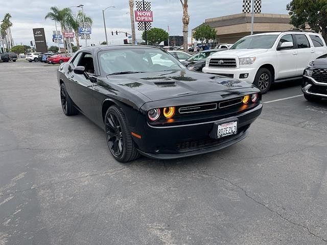 2018 Dodge Challenger SXT for sale in Huntington Beach, CA