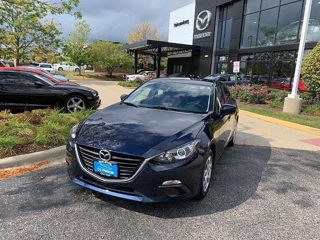 2016 Mazda Mazda3 i Sport for sale in Schaumburg, IL