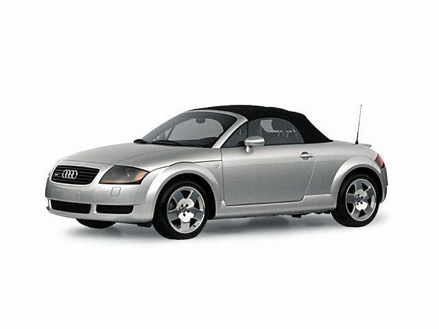 2002 Audi TT 2dr Roadster quattro 6-Spd for sale in Gaithersburg, MD