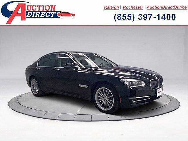 2014 BMW 7 Series 750i xDrive for sale in Victor, NY