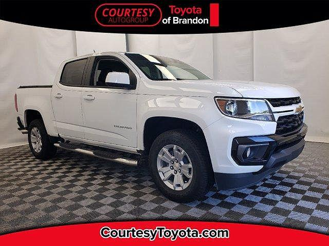 2021 Chevrolet Colorado 2WD LT for sale in Tampa, FL