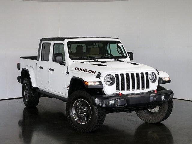 2020 Jeep Gladiator Rubicon for sale in Naperville, IL