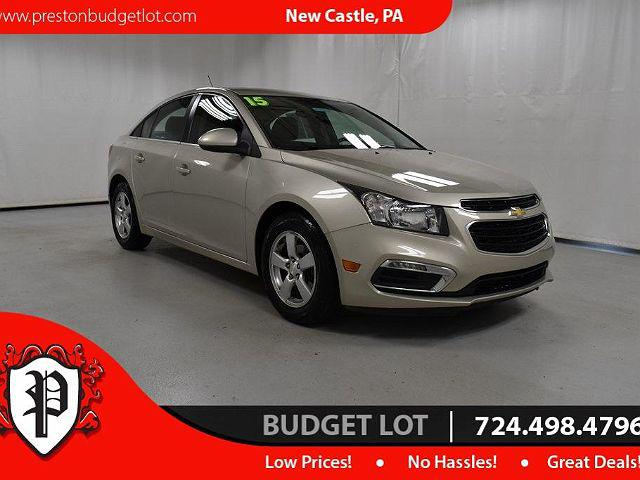 2015 Chevrolet Cruze LT for sale in New Castle, PA