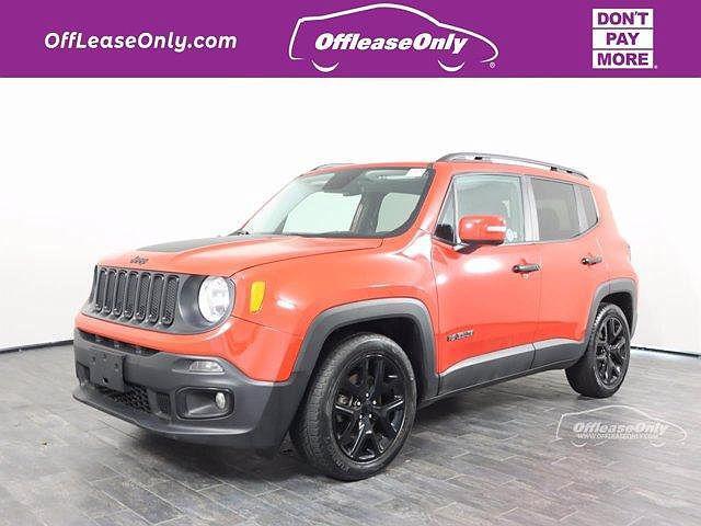 2017 Jeep Renegade Altitude for sale in Bradenton, FL