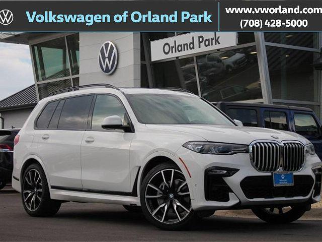 2019 BMW X7 xDrive50i for sale in Orland Park, IL