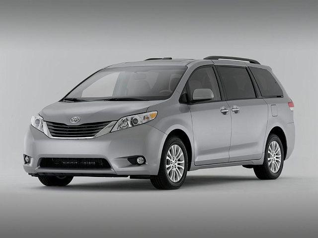 2014 Toyota Sienna XLE for sale in Manassas, VA