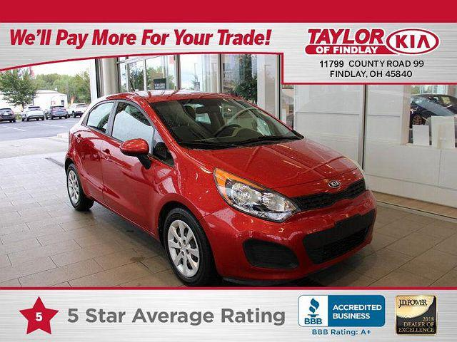 2014 Kia Rio LX for sale in Findlay, OH