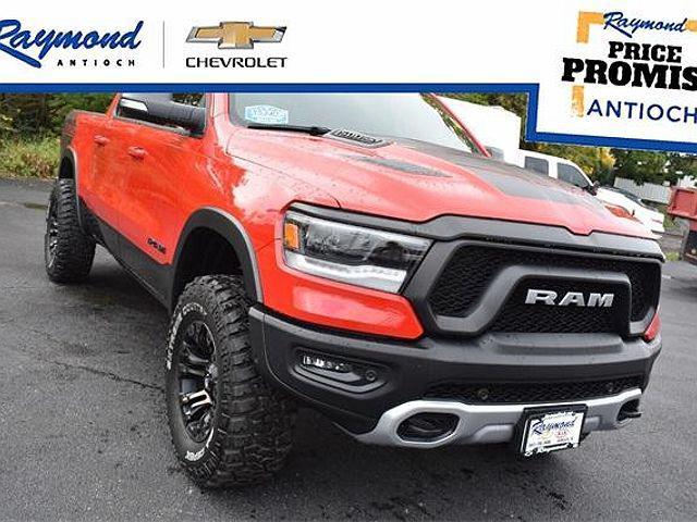 2020 Ram Ram 1500 Rebel for sale in Antioch, IL