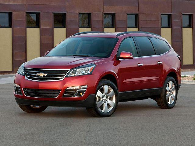 2016 Chevrolet Traverse LS for sale in Burton, OH