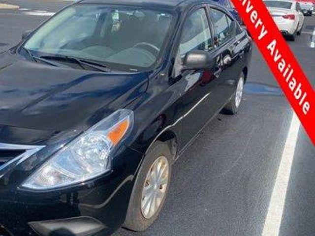 2015 Nissan Versa S for sale in Springfield, OH