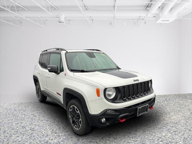 2017 Jeep Renegade Trailhawk for sale in Winchester, VA