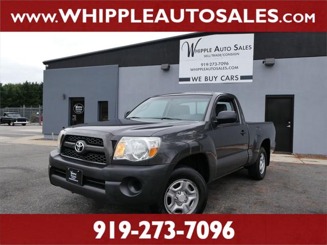 2011 Toyota Tacoma 2WD Reg I4 MT (Natl) for sale in Raleigh, NC