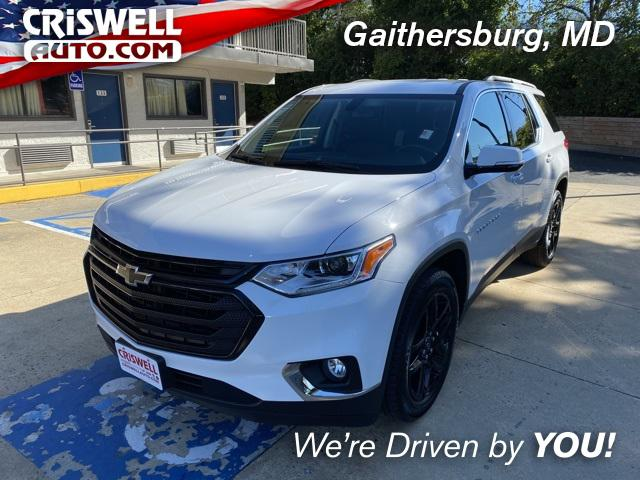 2019 Chevrolet Traverse LT Cloth for sale in Gaithersburg, MD