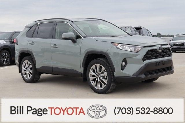2021 Toyota RAV4 XLE Premium for sale in Falls Church, VA