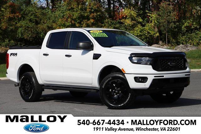 2021 Ford Ranger XLT for sale in Winchester, VA