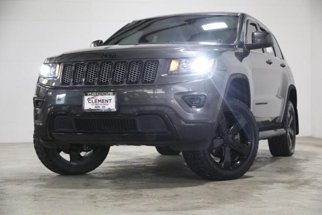 2015 Jeep Grand Cherokee Altitude for sale in WENTZVILLE, MO