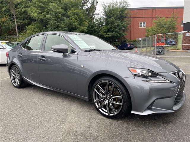 2016 Lexus IS 300 4dr Sdn AWD for sale in MORRISTOWN, NJ