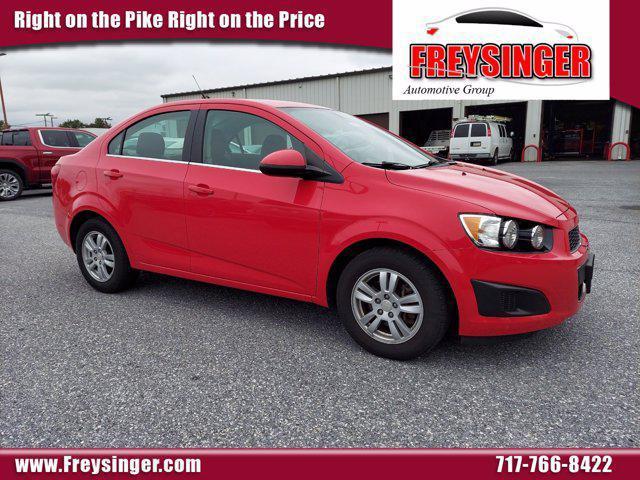 2014 Chevrolet Sonic for sale near MECHANICSBURG, PA