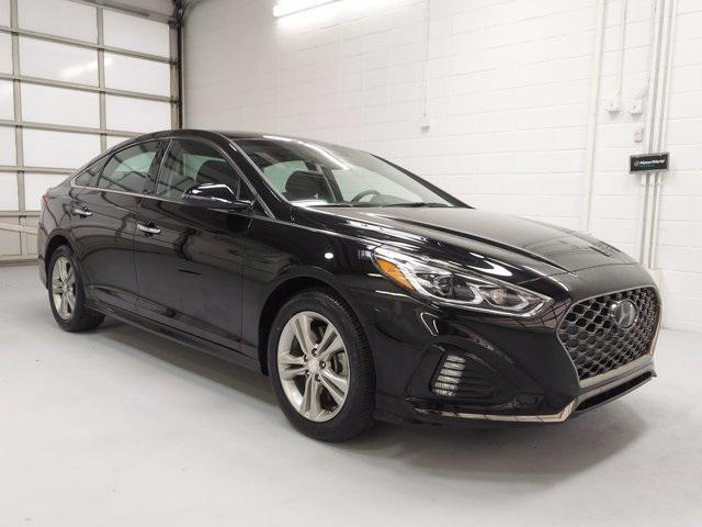 2019 Hyundai Sonata Limited for sale in WILKES-BARRE, PA