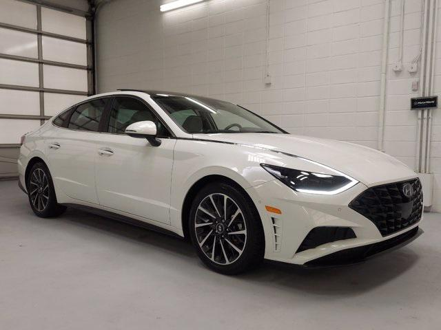 2020 Hyundai Sonata Limited for sale in WILKES-BARRE, PA