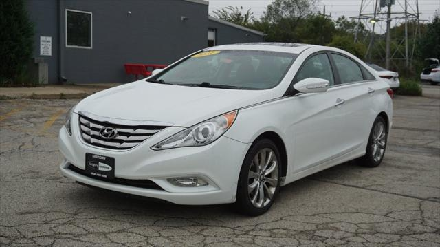 2011 Hyundai Sonata for sale near HIGHLAND PARK, IL