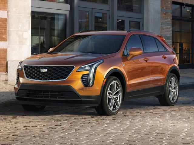 2021 Cadillac XT4 FWD Luxury for sale in Norman, OK