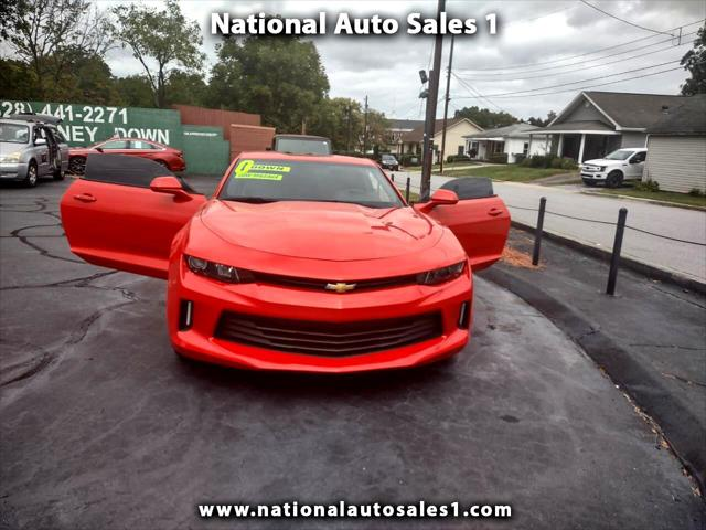 2018 Chevrolet Camaro 1LT for sale in Hickory, NC