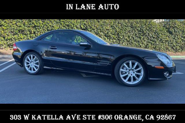 2007 Mercedes-Benz SL-Class 5.5L V8 for sale in Orange, CA