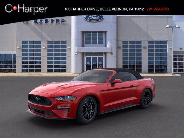 2021 Ford Mustang EcoBoost Premium for sale in Belle Vernon, PA