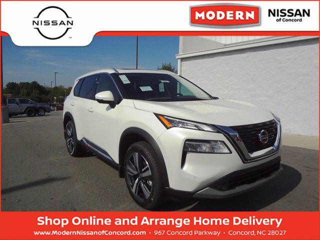 2021 Nissan Rogue SL for sale in Concord, NC