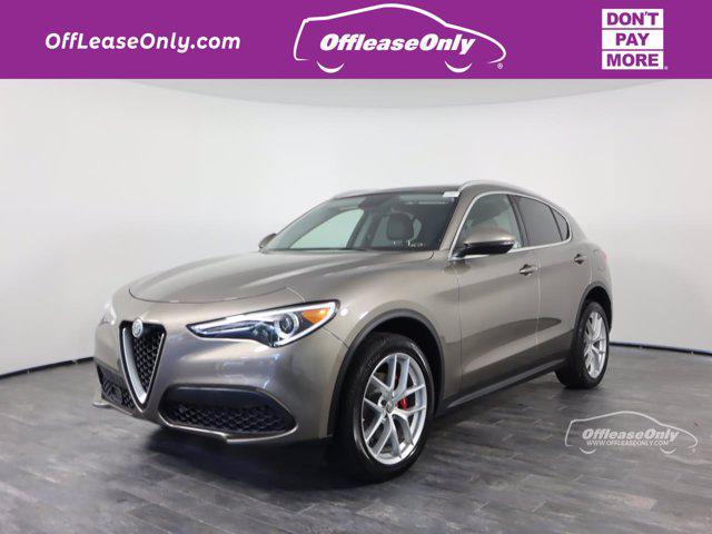 2019 Alfa Romeo Stelvio Ti for sale in Miami, FL