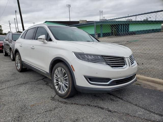 2018 Lincoln MKX Reserve for sale in Guthrie, OK
