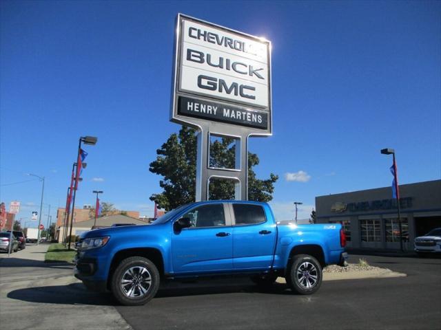 2022 Chevrolet Colorado 4WD Z71 for sale in Leavenworth, KS