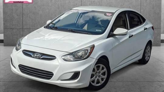 2012 Hyundai Accent GLS for sale in Jacksonville, FL