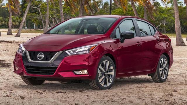 2021 Nissan Versa SV for sale in Dallas, TX