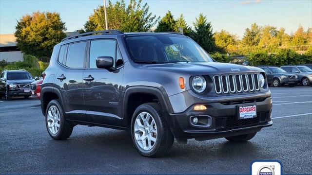 2017 Jeep Renegade Latitude for sale in Rockville, MD