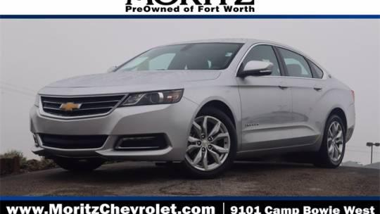 2020 Chevrolet Impala LT for sale in Fort Worth, TX