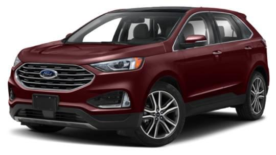 2020 Ford Edge SEL for sale in Houston, TX