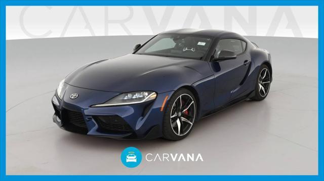 2020 Toyota GR Supra 3.0 Premium for sale in Blue Mound, TX