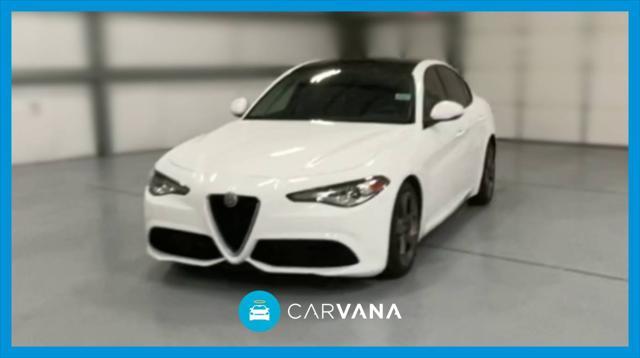 2017 Alfa Romeo Giulia RWD for sale in Blue Mound, TX