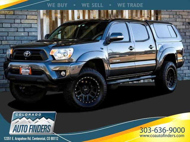 2012 Toyota Tacoma TRD Sport for sale in Centennial, CO