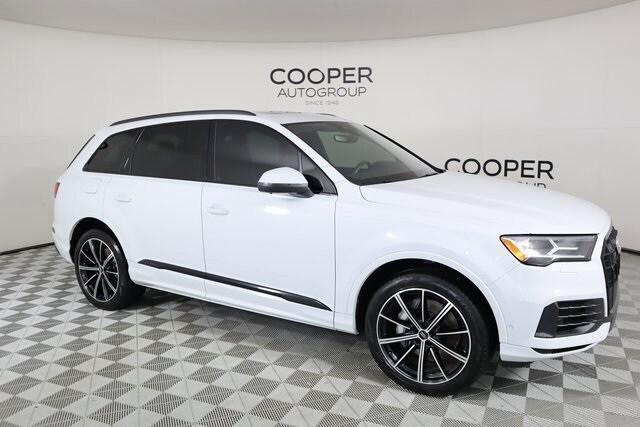 2020 Audi Q7 Premium Plus for sale in Oklahoma City, OK