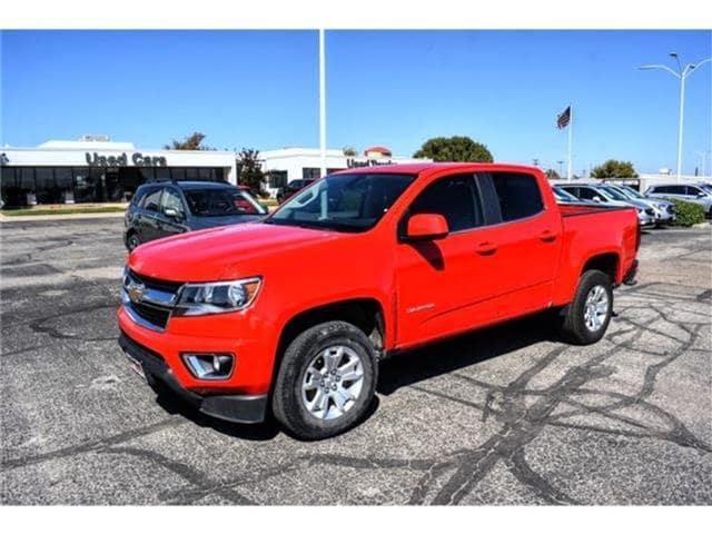 2019 Chevrolet Colorado 2WD LT for sale in Amarillo, TX