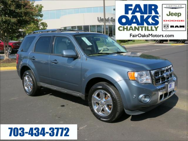 2012 Ford Escape Limited for sale in Chantilly, VA