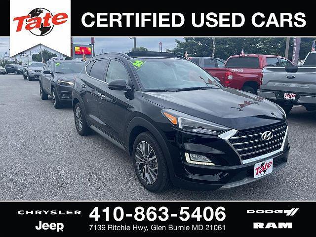 2020 Hyundai Tucson Ultimate for sale in Glen Burnie, MD