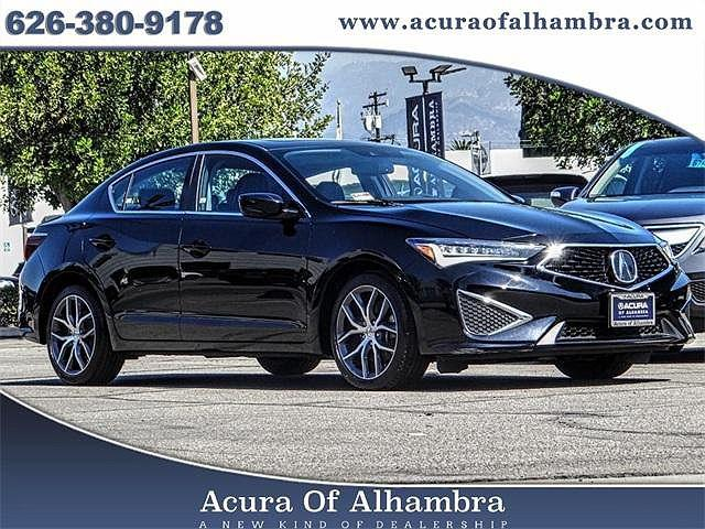 2019 Acura ILX w/Premium Pkg for sale in Alhambra, CA