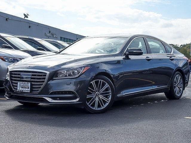 2018 Genesis G80 3.8L for sale in Niles, IL