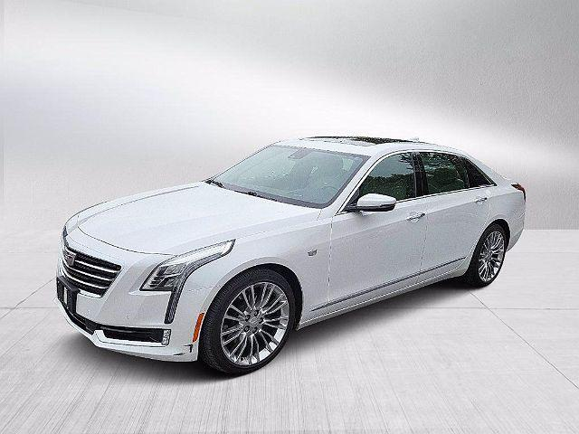 2017 Cadillac CT6 Premium Luxury AWD for sale in Frederick, MD